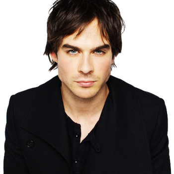 The Vampire Diaries: Ian Somerhalder PNG by PrincessxSnape