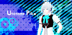 .: MMD Adult Piko wallpaper:. by Kanahiko-chan