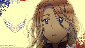 France Vector (Hetalia The Beautiful World) by CamelieMimika