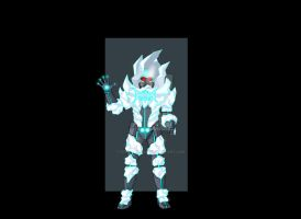mr. freeze blizzargral frit by nightwing1975