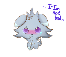 Espurr by Right-stuff