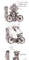 Bicycle by RinKaDrawings