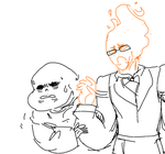 theyve seen some things buddo by Fel-Fisk