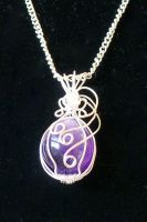 'Exquisite' Pendant by Butterfly-lily