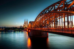 Cologne Cathedral II by aolifu