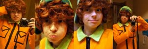 Hi I'm Kyle! by DascocoCosplay