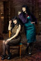 Double Dare 2 by DmajicPhotography