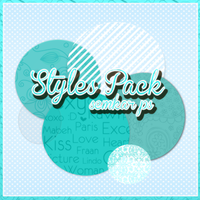 Styles Pack by doubleshine