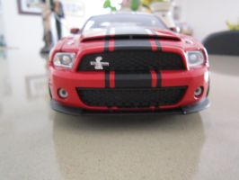 Ford Mustang Shelby GT 500 2010 Model 2 by Tora-Luv10