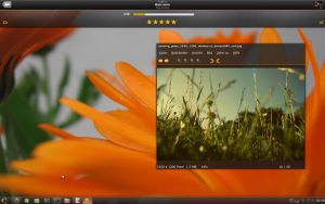 Naranja Desktop by BigRZA