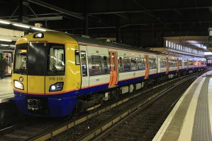 The Class 378 by CJSutcliffe