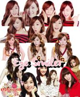 SNSD Tiffany Blended PNG by KPOPCrissel18