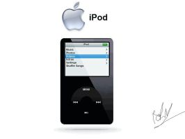 MS Paint-Apple iPod by rohith291991