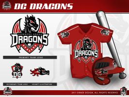 Dragons Promotion Set by Draekdesign