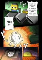 ROCKMAN DASH LEGENDS (Chapter 1, page 33) by HechEff
