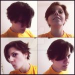 Short Hairstyle by Jeja1995
