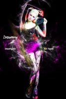 Dreaming Girl by SmoothSqu4d