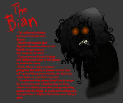 The Bian by SpiralStaircasesEatU