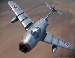 Mig Alley - v1 by bazze