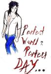 Perfect World on a Perfect Day by LaserBattles