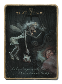 Tooth Fairy by Plan-BE