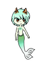 Hatched: Mer- Animal for ratchetthecutest by CometStre