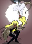 Mrs. Marvel and Dazzler join the Brood by Jokerisdaking