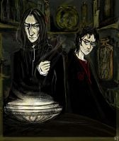 Come on, Potter... by Vizen