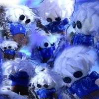 Jack Frost Plushie!! by CutenessMaximized