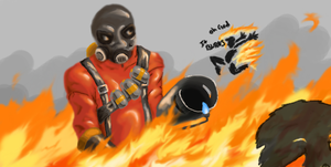 Don't Upset the Pyro by analoren