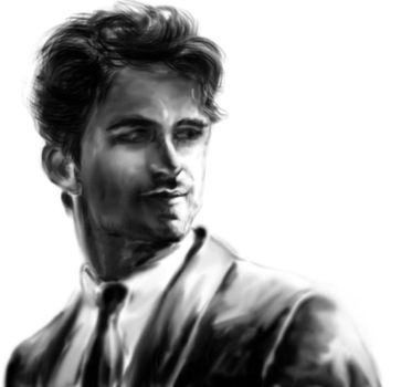 Fav male characters: Neal Caffrey by patszy