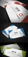 New Unique Business Card by glenngoh