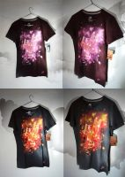 Nike T-Shirts by onrepeattt