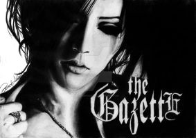 The Gazette: Uruha by 000Ryoko000