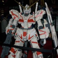 RX 0 Gundam Unicorn Part 1 by Greiga