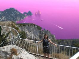 oh beautiful capri by HardStyleKitty