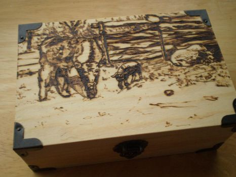 country box by magicalaurie
