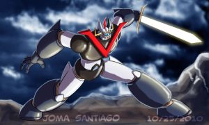 Great Mazinger by joma33