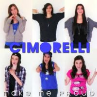 Cimorelli Cover Artwork - Make Me Proud by xNiciCupcake