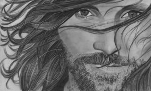 Aragorn 4 by BethannNg