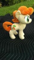 Golden Harvest/ Carrot Top Mlp Plushie FOR SALE by sockfuzzy