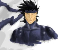 Solid snake by Colombianit0