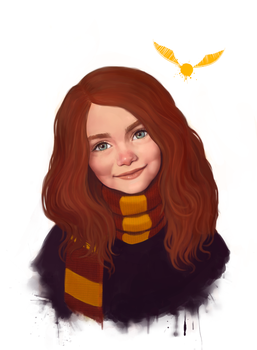 Lily Potter by JerCooper