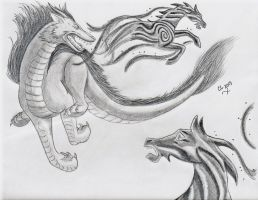 Never Piss Off A Dragon... by HeadsofScwab