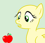MLP BASE SHIT I SEEN THESE APPLES!! by RainbowShine-Mlp
