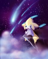 Jirachi by sharkjaw