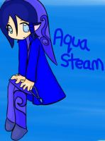 New OC AquaSteam by OniChick63