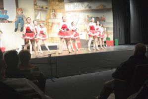 Dance Company Christmas Show,Santa's Tap Girls11 by Miss-Tbones