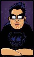 Bryan Lee O'Malley by jjmccullough