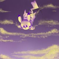 Lavender Town by TheStripedKit